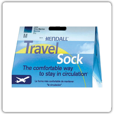 TRAVEL SOCK KENDALL